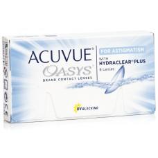 ACUVUE OASYS for ASTIGMATISM - Контактні лінзи торичні (безперервного носіння)