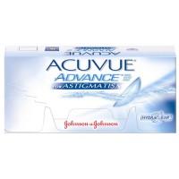 ACUVUE ADVANCE for ASTIGMATISM - Контактні лінзи торичні (безперервного носіння)