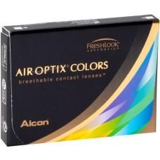 Air Optix COLORS - Контактні лінзи кольорові (місячної заміни)