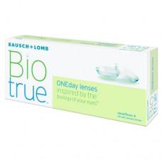 Biotrue ONEday - Контактні лінзи для далі (щоденні)