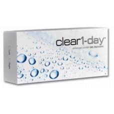 CLEAR 1-DAY - Контактні лінзи для далі (щоденні)