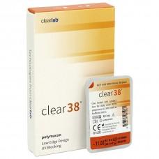 CLEAR 38 - Контактні лінзи для далі (квартальні)