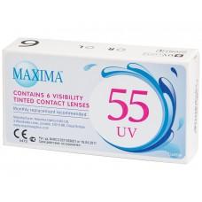 MAXIMA 55 UV - Контактні лінзи для далі (місячної заміни)