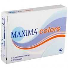 MAXIMA COLORS - Контактні лінзи кольорові (місячної заміни)