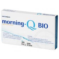 Morning Q BIO UV - Контактні лінзи для далі (місячної заміни)