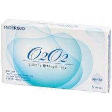 O2O2 - Контактні лінзи для далі (місячної заміни)