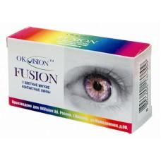OKVision FUSION - Контактні лінзи кольорові (квартальні)