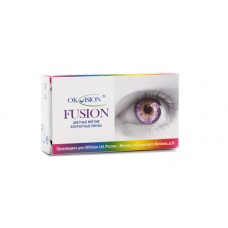 OKVision FUSION Fancy - Контактні лінзи кольорові (квартальні)