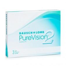 PureVision 2 HD - Контактні лінзи для далі (місячної заміни)