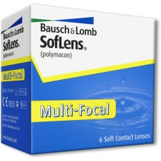 SofLens Multi-Focal - Контактні лінзи мультифокальні (місячної заміни)
